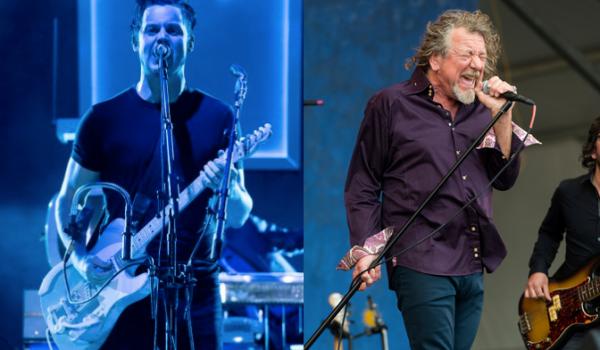 Robert Plant de Led Zeppelin planea colaboración con Jack White
