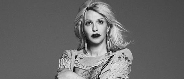 Courtney Love lanzó una nueva pieza, 'Wedding Day' (audio)
