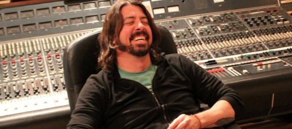 Mirá fotos de los Foo Fighters grabando nuevo disco (galería)