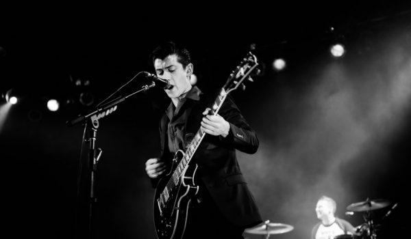 Concierto: Arctic Monkeys en Lollapalooza 2014 (ver video)