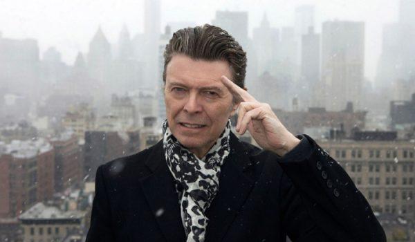 David Bowie presenta su nuevo single 'Sue (Or In A Season of Crime)'