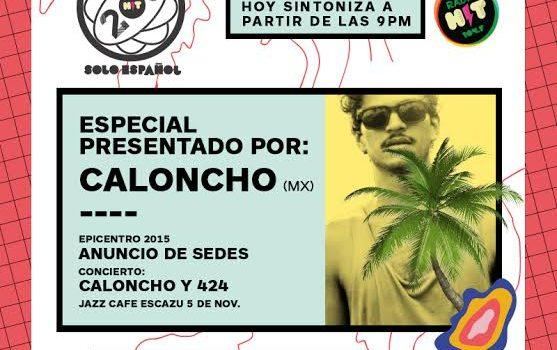 209 – Solo Español: Programa #22 – Especial Caloncho (podcast)