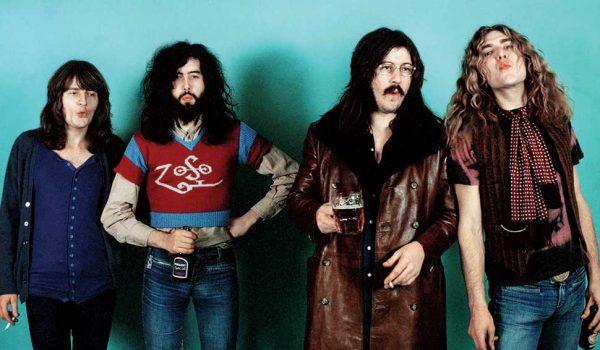 Led Zeppelin estrena video para 'Rock And Roll', 43 años después