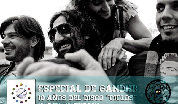 209 – Solo Español: Especial Gandhi – «Ciclos» (podcast)