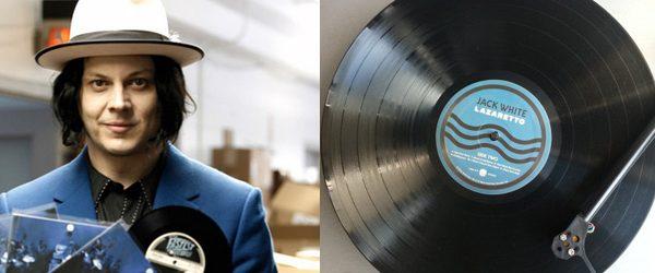'Lazaretto' de Jack White es el vinilo más vendido desde 1994
