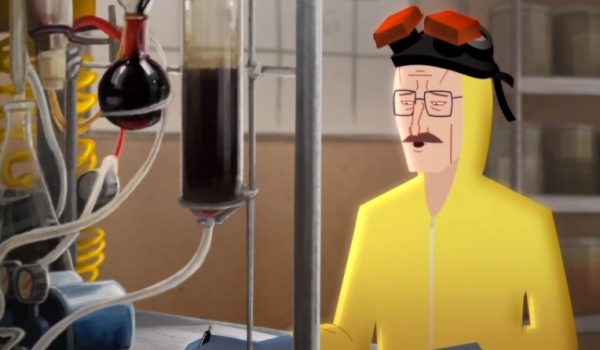 «Do You Want to Build a Meth Lab?» mezcla a Breaking Bad con Frozen