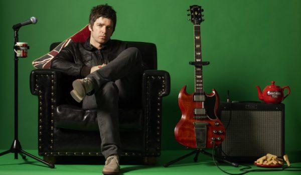 Noel Gallagher publicó 'Do The Damage', B-Side de su nuevo single