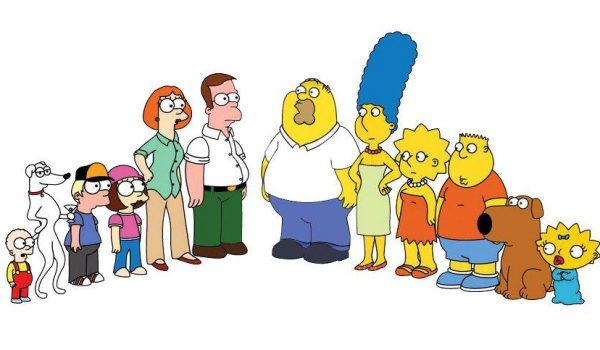 Un episodio reunirá Los Simpsons y Family Guy (mirá el trailer)