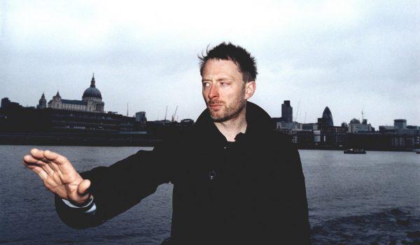 Thom Yorke enloquece la web con misteriosa foto de un vinilo