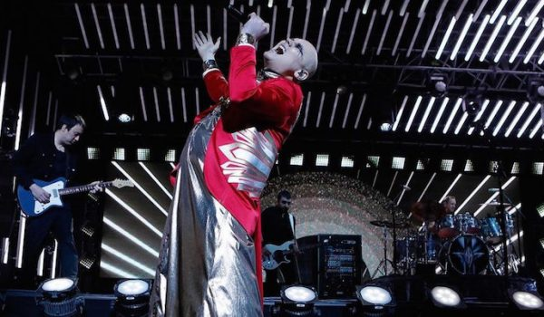 Smashing Pumpkins tocó 'Silvery Sometimes' en el programa de Jimmy Kimmel (Video)