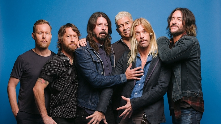 Foo Fighters inicia el año estrenando nuevo sencillo: «No Son Of Mine» (Audio)