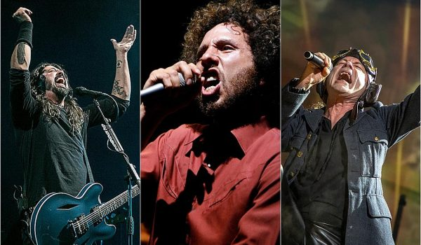 Rage Against the Machine, Foo Fighters y Iron Maiden entre los nominados al Salón de la Fama de Rock