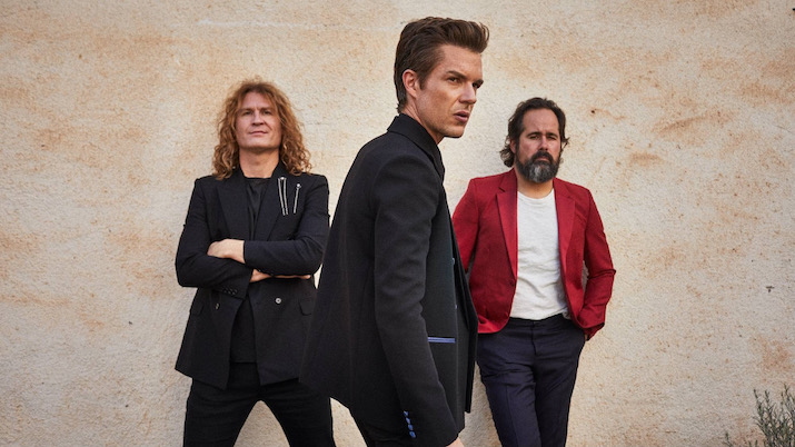 The Killers anuncia nuevo disco: «Pressure Machine»