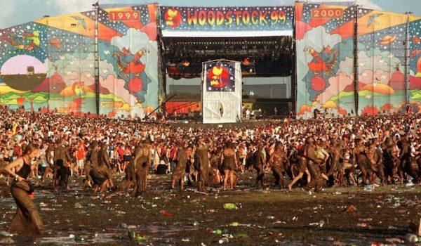 Anuncian documental sobre Woodstock 99: «Peace, Love, and Rage» (Trailer)