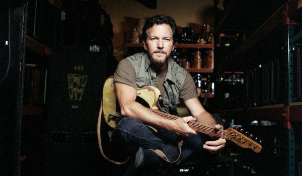 Eddie Vedder anuncia nuevo álbum como solista y comparte sencillo: «Long Way»