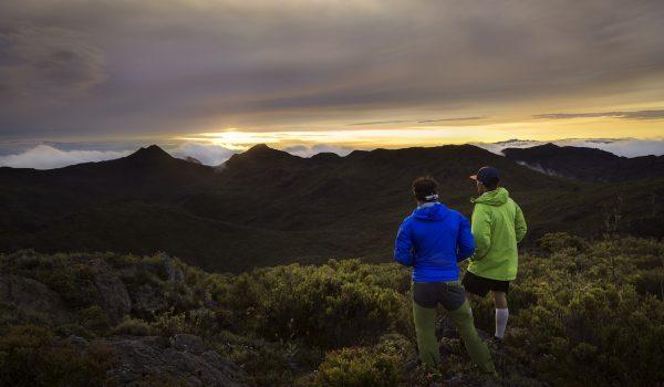 """""""Sube y baja"""" al Cerro Chirripó"""